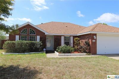 Killeen Single Family Home For Sale: 410 Ali Drive