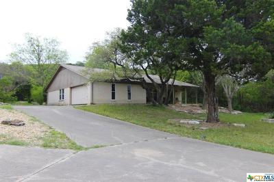 Killeen Single Family Home For Sale: 2460 Creek Place Drive