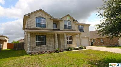 Harker Heights Single Family Home For Sale: 205 Memory Lane