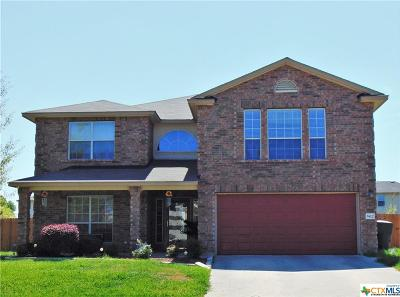Killeen  Single Family Home For Sale: 5812 Drystone Lane
