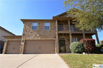 Killeen Single Family Home For Sale: 6301 Suellen