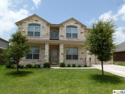 Killeen Single Family Home For Sale: 5113 Birmingham Circle