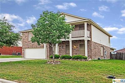 Harker Heights Single Family Home For Sale: 209 Lottie Lane