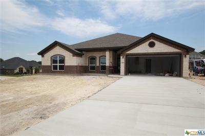 Harker Heights Single Family Home For Sale: 2522 Faux Pine