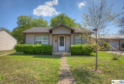 Schertz Single Family Home For Sale: 606 Curtiss