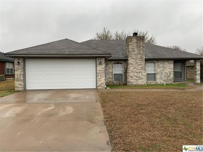 Killeen Single Family Home For Sale: 4308 Adobe