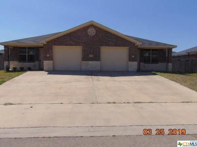 Killeen TX Multi Family Home Pending: $169,000