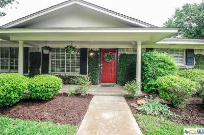 Temple Single Family Home For Sale: 3102 Magnolia Blvd