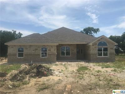 Temple, Belton Single Family Home For Sale: 8315 Torrente