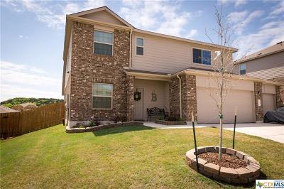 Killeen Single Family Home For Sale: 3810 Endicott Drive Drive