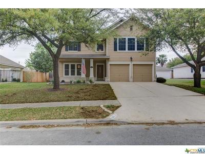 Buda TX Single Family Home For Sale: $270,000