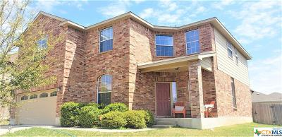 Harker Heights Single Family Home Pending: 2607 White Moon Drive