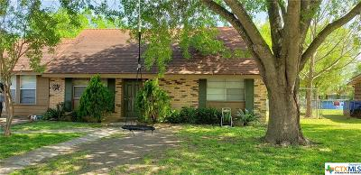 San Marcos Single Family Home For Sale: 411 Candlelight