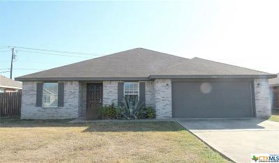 Killeen Single Family Home For Sale: 5600 Shawn Drive