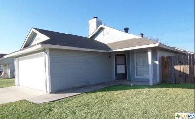 Single Family Home Pending: 3801 Holbert Drive