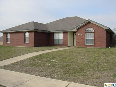 Single Family Home For Sale: 2807 Southwood