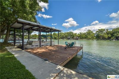 Seguin Single Family Home For Sale: 405 Lake Placid
