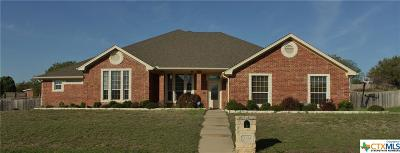 Harker Heights Single Family Home For Sale: 3933 Bella Vista Loop
