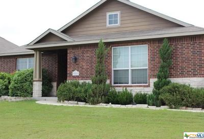 Temple Single Family Home For Sale: 5606 Alexandria Drive
