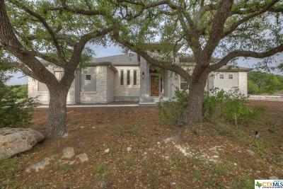 Comal County Single Family Home For Sale: 230 Sabella