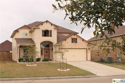 Harker Heights Single Family Home For Sale: 804 Terra Cotta Court