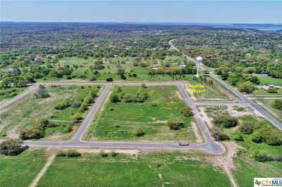Salado Residential Lots & Land For Sale: 8220 Collins Creek Drive