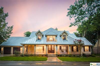 Guadalupe County Single Family Home For Sale: 519 Vista Del Rio