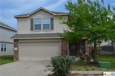 Killeen Single Family Home For Sale: 5208 Lyra