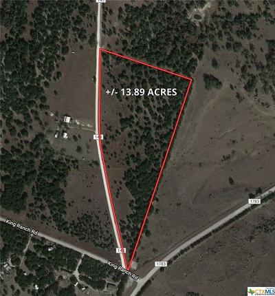 Gatesville Residential Lots & Land For Sale: 108 County Road 143