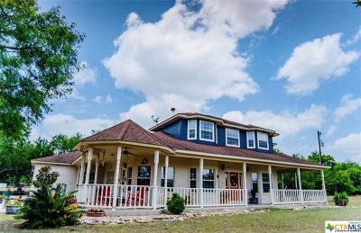Seguin Single Family Home For Sale: 1730 Still Meadow