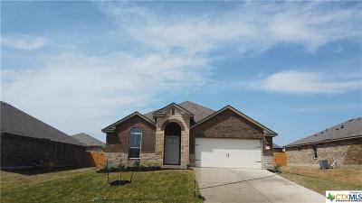 Killeen Single Family Home For Sale: 209 Danielle Drive