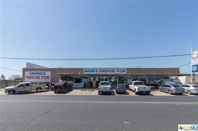 Killeen Commercial For Sale: 117 N 8th St