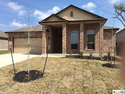 Harker Heights Single Family Home For Sale: 1311 Stonewall Ridge