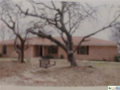 Kempner Single Family Home Pending: 3270 Fm 2808