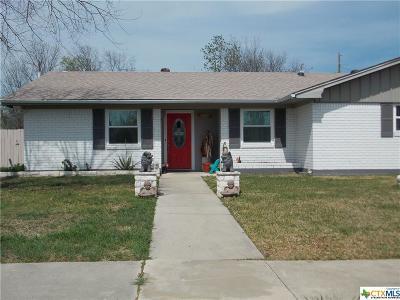 Killeen Single Family Home For Sale: 2509 Felix Road