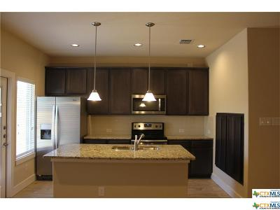New Braunfels Condo/Townhouse For Sale: 927 Langesmill Drive #9A