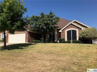 Harker Heights Single Family Home For Sale: 2529 Jackson Drive