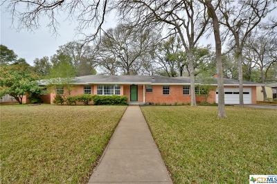 Temple, Belton Single Family Home For Sale: 3314 Buckeye