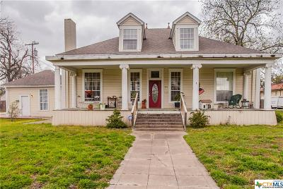 Temple Single Family Home For Sale: 604 W French