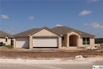 Copperas Cove, Kempner Single Family Home For Sale: 1046 Republic Circle