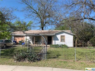 Single Family Home Pending: 602 W Avenue B