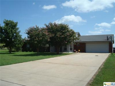 Copperas Cove, Kempner Single Family Home For Sale: 567 County Road 3367