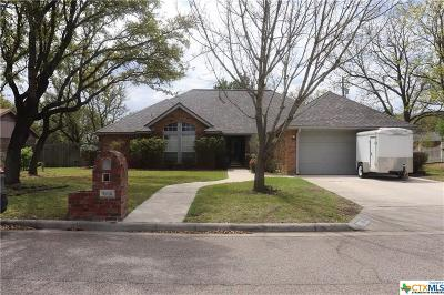 Copperas Cove Single Family Home For Sale: 1804 Virginia