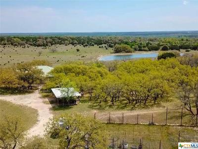 Lampasas Residential Lots & Land For Sale: 1801 Cr 224 West
