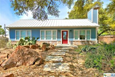 San Marcos Single Family Home For Sale: 418 W Holland