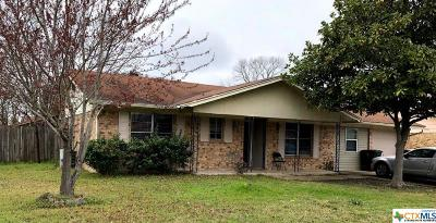 Killeen Single Family Home For Sale: 1711 Hooten Street