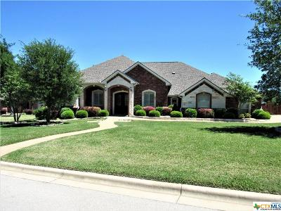 Belton Single Family Home For Sale: 3202 Casawa Cove