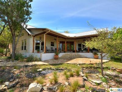 Wimberley Single Family Home For Sale: 4115 Fischer Store