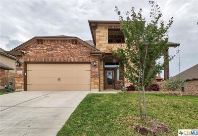 Harker Heights Single Family Home For Sale: 820 Tuscan Road