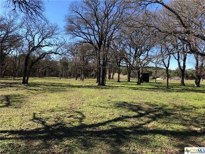 Lampasas County Residential Lots & Land For Sale: 886 Private Road 3090
